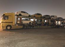 شحن سيارات لليمن