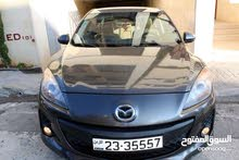 Automatic Mazda 2013 for sale - Used - Amman city