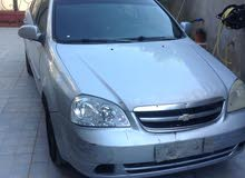 Chevrolet Optra car is available for sale, the car is in Used condition