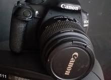 كاميرا كانون للبيع جديده استعمال اسبوع