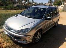 Used condition Peugeot 206 2005 with 1 - 9,999 km mileage