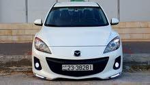 White Mazda 3 2013 for sale
