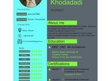 professional master degree holder architect engineer