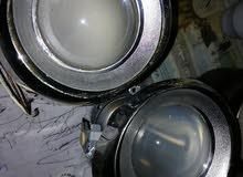 عدسة المصباح الأمامي لمرسيدس الأصلي