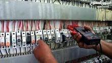 كهربجي منازل كهربائي لصيانة واصلاح اعطال الكهرباء وانقطاعها متنقل غرب عمان