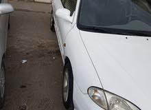Automatic White Hyundai 1998 for sale