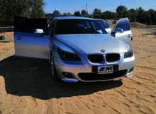 Automatic Silver BMW 2009 for sale