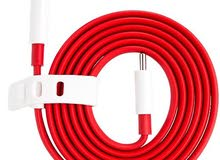 USB C Cable Fast Charging  كيبل يدعم الشحن السريع