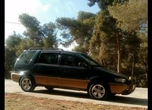 Black Hyundai Santamo 1997 for sale