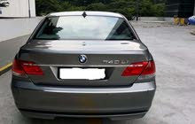 Used 2008 BMW 740 for sale at best price