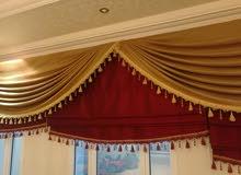 -ستائر للبيع قابل للتفاوض romani curtain for sale 3 pies