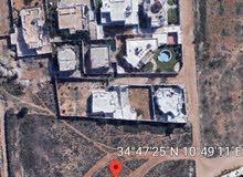 أرض مقسمة  للبيع بصفاقس موقع ممتاز 6463م