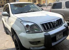 Excellent Prado 2008 V6 GCC 2doors