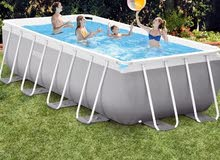 احواض سباحة انتكس حجمً كبير