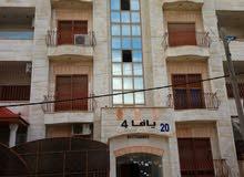 شقة طابق اول فني 150م الحي الشرقي قرب دوار الشهداء للبيع