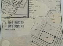 للبيع ارض كورنر فالعامرات الحاجر الاولى قريبه من المسجد