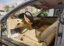 مرسدس 500 كوبي 2002 للبيع