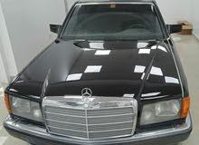 Mercedes Benz SEL500 1990