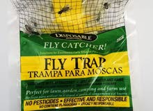مصائد للذباب (متوفرة كميات بالجملة) fly trap