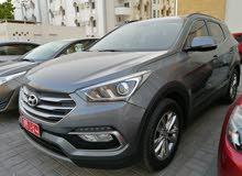 هيونداي سنتافي للإيجار / Hyundai SantaFe For Rent