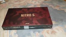 للبيع لابتوب Acer Nitro 5 i7 جديد بالكرتون