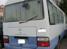 باص تويوتا كوستر 22 راكب موديل 2013 للايجار