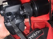 canon 600D without batter