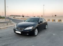 Lexus ES-350 / 2009 (Black)