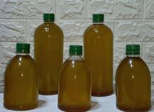 العسل و زيت الزيتون و الزعفران و شاي الصحراء الشعرة
