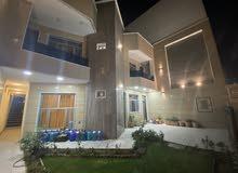 منزل في حي الاطباء قرب شارع المطار مساحة 330 متر