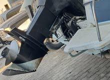محرك ميركوري 150 سكراب