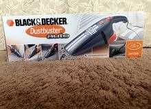 Black and Decker Car vacuum AV1205