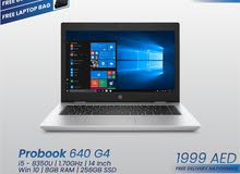 HP Probook 640 G4 – Core i5 – 8th Gen  – [FIXED PRICE]