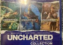 لعبة UNCHARTED