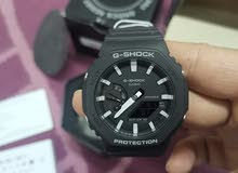 Casio G-Shock All Black White Index GA-2100-1ADR