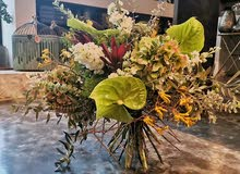 floral design from amman jordan with good experians