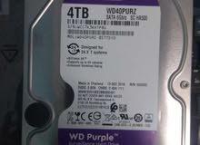 هارد WD Purple 4TB