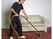 شركة الأمانة للخدمات التنظيف ومكافحة الحشرات