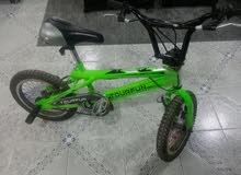 للبيع دراجة اطفال مقاس 16 او 18 بسعر 18 دينار قابل للمواسمة للجادين للاستفسار واتس اب فقط 66058590