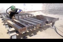 ترميل جميع انواع الحديدوالصاج واللسياخ والعربيات باقل الاسعار
