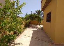 منزل ارضي للبيع في تاجوراء سيدي خليفة خلف عمارات البحوث