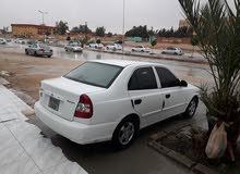 +200,000 km Hyundai Verna 2009 for sale