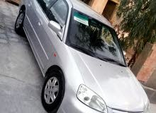 For sale 2001 Silver Civic