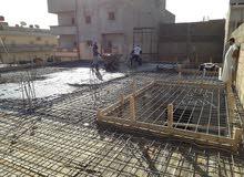 مقاول لتنفيذ جميع اعمال البناء