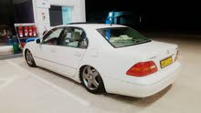 For sale 2002 White LS