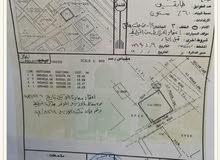 ارض سكني في الخابورة قصبيه خط اول امامه شارع العام موقع ممتاز