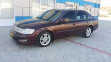 For sale 2000 Maroon Avalon