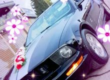 Ford Mustang 2009 For Rent - Black color