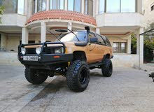 Manual Toyota 1985 for sale - Used - Amman city