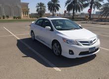 Toyota Corolla 2013 For sale - White color